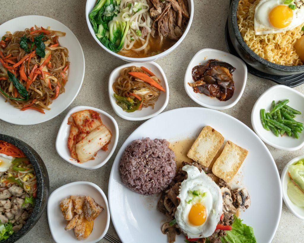 韓国の食事文化