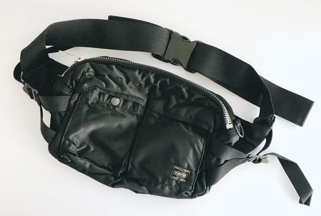 韓国旅行 持ち歩きバッグ ポーター カバン
