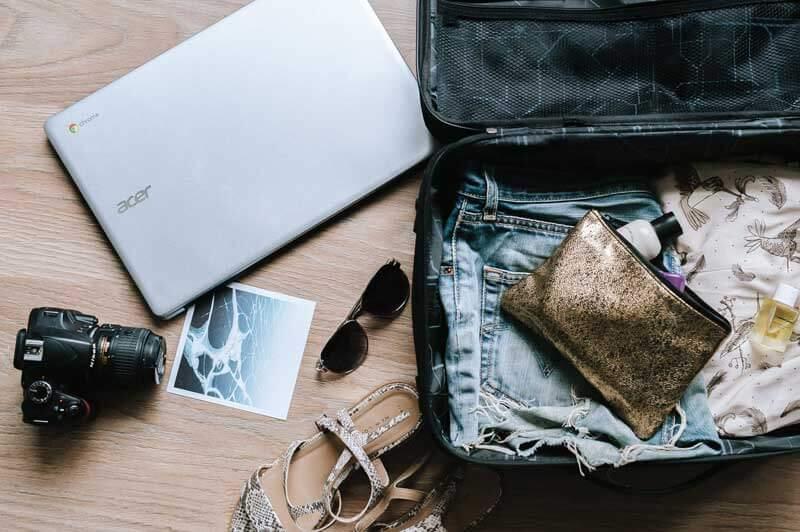 旅行で役立つパッキング術!