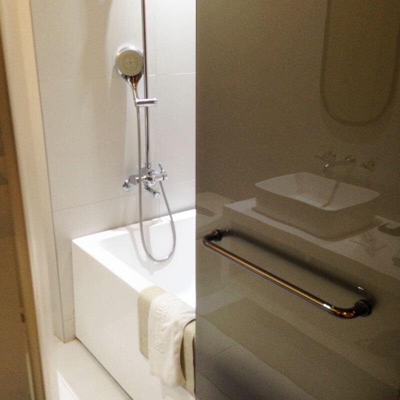 ホテル ホテルザ・デザイナーズLYJ江南プレミア バスルーム
