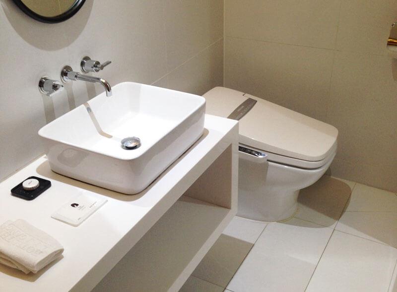 ホテル ホテルザ・デザイナーズLYJ江南プレミア トイレ