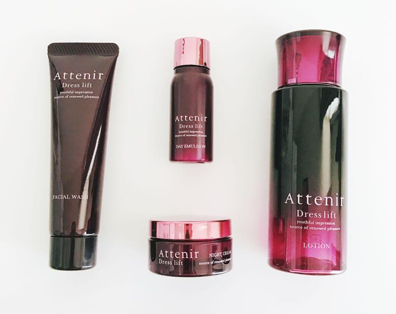 アテニア ドレスリフトは一流ブランド品質を1/3の価格で